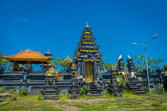 BALI, INDONÉSIE - 11 MARS 2017 : Pura Ulun Danu Bratan en île de Bali, Indonésie Photos libres de droits