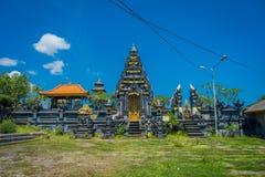 BALI, INDONÉSIE - 11 MARS 2017 : Pura Ulun Danu Bratan en île de Bali, Indonésie Images stock