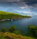 bali indonesia royaltyfri foto