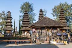 Bali, Indonesia - circa October 2015: Pura Ulun Danu Batur, Bali,  Indonesia Royalty Free Stock Photo