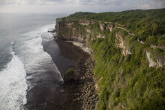 Bali, Indonesia. A great view from the coast of Bali, Indonesia Stock Photography