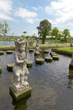 Bali, Indonesia, Imperial swimming baths Royalty Free Stock Image