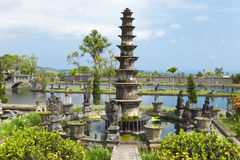 Bali, Indonesia, Imperial swimming baths Stock Image