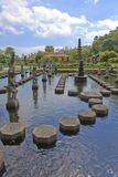 Bali, Indonesia, Imperial swimming baths Stock Photos