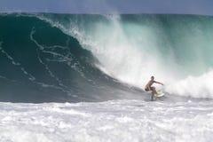 Bali, Indonesia - Jun. 2013: Brazilian pro surfer Gabriel Medina Stock Photo