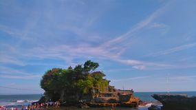 bali indonesia mycket tanah Royaltyfri Fotografi