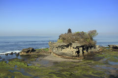 bali indonesia mycket tanah Morgon Royaltyfri Fotografi