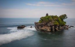 bali indonesia mycket tanahtempel Fotografering för Bildbyråer