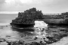 bali indonesia mycket tanahtempel Royaltyfria Bilder