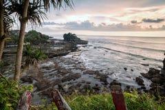 bali indonesia mycket tanahtempel Royaltyfria Foton