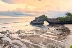 bali indonesia mycket tanahtempel Royaltyfri Bild