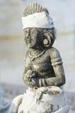 bali indonesia skulpturtempel Royaltyfria Bilder