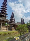 Bali - Indonesia - Taman Ayun temple. Bali - Indonesia - the Taman Ayun temple - Badung district - Mengwi Royalty Free Stock Images