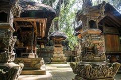 Bali Indonesia Ubud Monkey Forest Temple 8 Stock Image