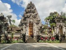 bali Indonesia udziału tanah świątynia fotografia stock