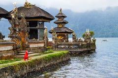 bali Indonesia udziału tanah świątynia Zdjęcie Stock