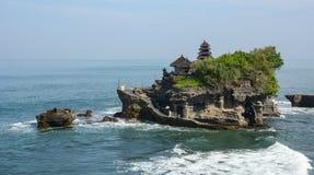 bali Indonesia udziału tanah świątynia Obraz Royalty Free