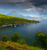 Bali, Indonesien Lizenzfreies Stockfoto