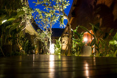 Bali Indonezja Mandapa Ritz Carlton rezerwa 08 10 2015 Zdjęcie Royalty Free