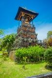BALI INDONEZJA, MARZEC, - 05, 2017: Brama Pura Ulun Danu Bratan świątynia na Bali wyspie, Indonezja Zdjęcie Stock
