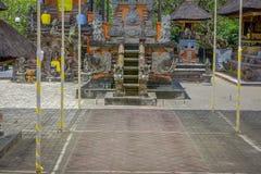 BALI INDONEZJA, MARZEC, - 05, 2017: Hall Pura Ulun Danu Bratan świątynia na Bali wyspie, Indonezja Obraz Royalty Free