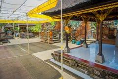 BALI INDONEZJA, MARZEC, - 05, 2017: Hall Pura Ulun Danu Bratan świątynia na Bali wyspie, Indonezja Zdjęcia Stock