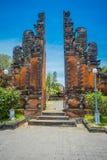 BALI INDONEZJA, MARZEC, - 05, 2017: Pura Ulun Danu Bratan jest ważny Shivaite wodny świątynia na Bali wyspie i, Indonezja Fotografia Stock