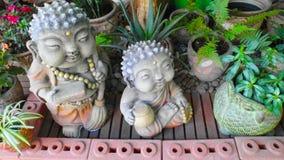 Bali-Insel Buddha Lizenzfreies Stockbild