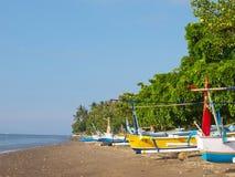 Bali island coast Stock Image