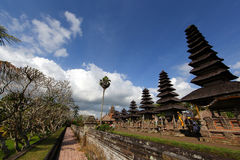 Bali. Is an island province of Indonesia royalty free stock images