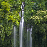 Bali island water falls-2 Stock Photos