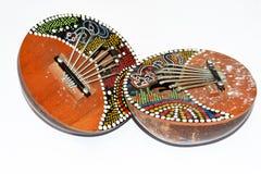 Bali jamaikanskt instrument Royaltyfria Foton