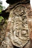 BALI - 2. JANUAR:  Pura Luhur Batukaru-Tempel am 2. Januar, 201 Lizenzfreie Stockfotos
