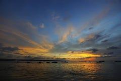 Bali - Jimbaran Beach Royalty Free Stock Photography