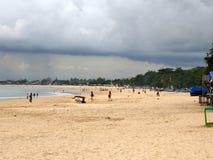 Bali Jimbaran beach Stock Image