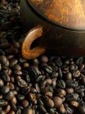 bali kaffe Arkivbild