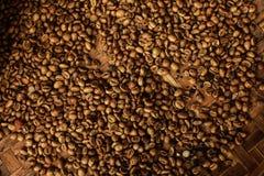 Bali kaffe, smak av Asien arkivfoto