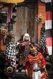 Bali kulturbudaya indonesia Arkivbilder