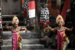 Bali kulturbudaya indonesia Arkivbild