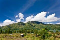 Bali landskap arkivfoto