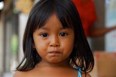 Bali-Mädchen Stockfoto