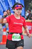 Bali Marathon 2013 Royalty Free Stock Photography