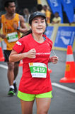Bali Marathon 2013 Stock Image