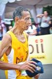 Bali Marathon 2013 Royalty Free Stock Image