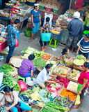 Bali market Royalty Free Stock Images