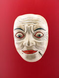 Bali mask Stock Image