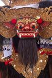 Bali maskering Arkivbilder