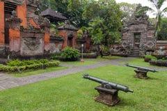 Bali muzeum obrazy royalty free
