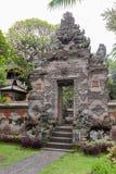 Bali muzeum zdjęcie stock