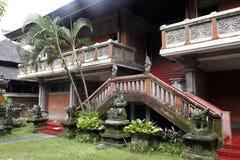 Bali muzeum fotografia stock